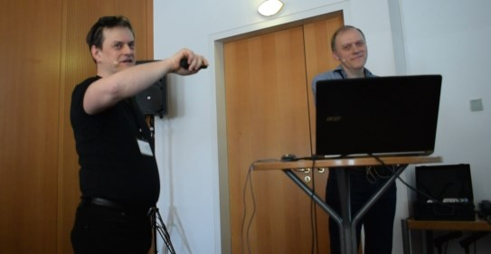 Thomas Pfoch and Karl Donaubauer - Access Flows presentation at Access DevCon
